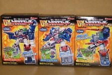 Fortress Maximus Kabaya Transformers DX gum model kit all 3 items takara tomy