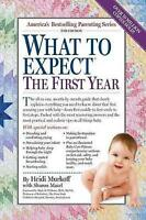 What to Expect the First Year-ExLibrary