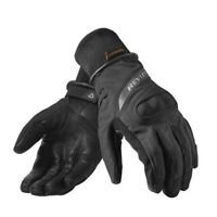 Guanti moto Rev'it Hydra h2o nero taglia S black gloves invernali