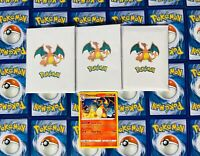 Pokémon 10 Card Charizard Lot - GUARANTEED Charizard + Holo Foils Amazing Deal!