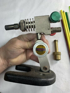 National 8M lampworking torch, Glass torch, glassblowing torch.