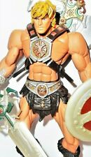 Masters of the universe 2002 HE-MAN original design 200x complete vintage retro