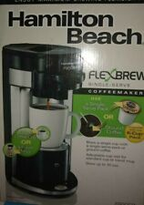 NEW in Box Hamilton Beach FlexBrew A93 1 Cup Coffee Maker K-Cups or ground