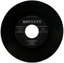 "ROY BROWN & HIS MIGHTY-MIGHTY MEN  ""GOOD ROCKIN' MAN""  CLASSIC    LISTEN!"