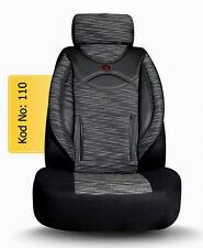 Ford Ranger ab 2016 Maß Sitzbezüge Schonbezug Rücksitzbezug Kutamo//anthrazit