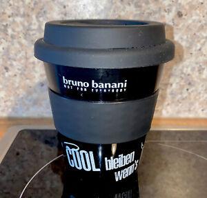 Kaffee to go Becher - Bruno Banani - NIE benutzt