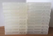 EMPTY Nintendo DS / DSi Game Cases Boxes Joblot Bundle X 20