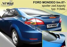 SPOILER REAR BOOT FORD MONDEO 4 IV MK4 MKIV WING ACCESSORIES
