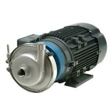 """Centrifugal Pump - 95 GPM - 115/230 V - 1 Ph - 1.5"""" In - 1.25"""" Out - 4"""" Impeller"""