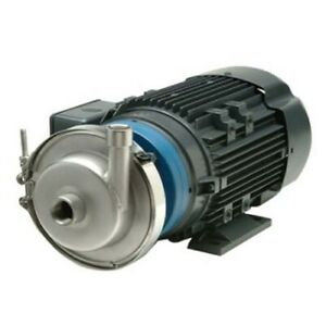 """Centrifugal Pump - 139 GPM - 230/460 V - 3 Ph - 2"""" In - 1.5"""" Out - 4.5"""" Impeller"""