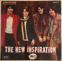 THE NEW INSPIRATION VOL. 2 LP DECCA 1968 BELGIAN PSYCH ROCK POP RARITY