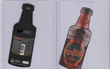 TRUE BLOOD DIE CUT BOTTLE ART CASE TOPPER CARD