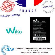 Wiko 2610 3,8V 2500mAh Batterie pour Téléphone Mobile
