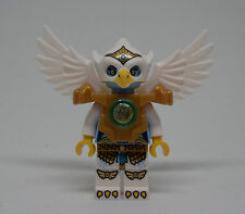 LEGO Legends of Chima-Eris personnage (blanc ailes Armure Armor gold) NEUF