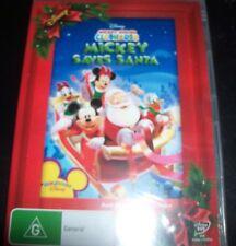 Mickey Mouse Saves Santa - Walt Disney (Australia Region 4) DVD - NEW
