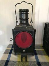 TRÉS BELLE ET ANCIENNE LAMPE LANTERNE DE LOCOMOTIVE SNCF AUTRES