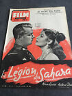 LE FILM COMPLET N°496 20/01/55 LEGION DU SAHARA Alan Ladd Arlene Dahl I2
