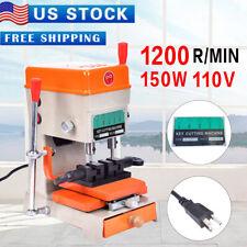 110V Key Cutter Engrave Machine