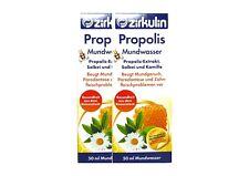 2x ZIRKULIN Propolis Mundwasser 50 ml PZN: 07112191
