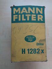 Filter Ölfilter original Mann H1282x