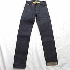 NEW PRPS RAMBLER SLIM FIT SELVEDGED RAW DENIM JEANS 28