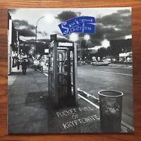 SPIN DOCTORS Pocket Full Of Kryptonite UK / EUROPE 1st EPIC 468250 1 VINYL LP