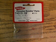 74313-39 Nipple & Packing - Kyosho GT12 GT15 GT16 Nitro Engine