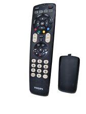 New listing Original Philips Srp4004/27 4 Device Universal Remote Control Tv Dvd Sat/Cbl Vcr