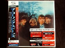 Rolling Stones - Between The Buttons Japan SHM-CD Mini LP UICY-93791 UK VERSION