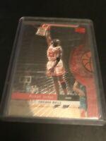 1999-00 UPPER DECK UD JAMBOREE INSERT MICHAEL JORDAN #23 CHICAGO BULLS NBA #J1