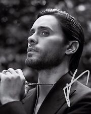 JARED LETO #4 10x8 PRE PRINTED (SIGNED) LAB QUALITY PHOTO - FREE DELIVERY