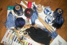 Tassel Magic Making Kit W/ Extras New