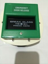 KAC Emergency Break Glass Door Release Re-settable Surface Mount Security