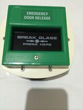 KAC Emergency Break Glass Door Release Re-settable Surface Mount Security