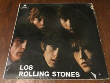 THE ROLLING STONES VOL 2  first pres/ Argentina  vinyl! Spanish trucking list-LP