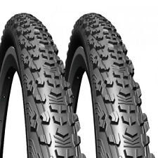 Pair of Mitas 700 x 35c Tyres - Cyclocross knobby