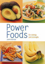 Power Food: For Energy and Strength (Pyramid Paperbacks), Janette Marshall