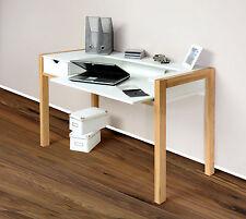 Moderne Schreibtische & Computermöbel aus Holz mit ausziehbarer Tastaturablage