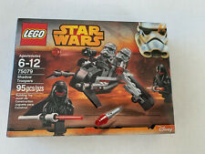 SEALED LEGO Star Wars SHADOW TROOPERS 75079 gray stormtroopers battle pack NEW