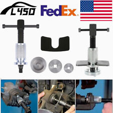 US 5× Car Disc Brake Piston Spreader Separator Calliper Pad Rewind Auto Tool Kit