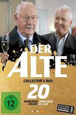 DER ALTE - DER ALTE COLLECTOR'S BOX VOL.20 (15 FOLGEN/5 DVD) 5 DVD NEU