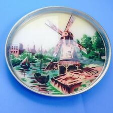 Gorgeous Japan Bp Exclusive Tray Plate Windmill