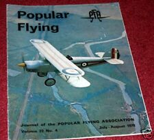 Popular Flying 1978 Jul-Aug Colibri/Scale Mustang