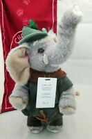 2019 Charlie Bears Isabelle Mohair LITTLE JOHN Elephant (Number 35 of 300)