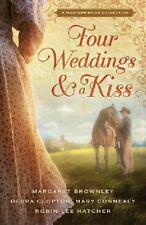 Four Weddings and a Kiss: A Western Bride Collection-ExLibrary
