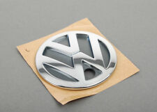 Original VW Golf Bora Heck Kofferraum Abzeichen Emblem Chrom 1J5853601C 739 OEM