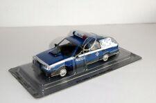 Polonez Caro Policja - Police Car - 1/43 - DeAgostini - Cult Cars of PRL 'S'
