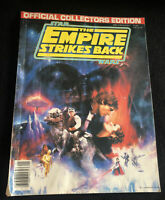1980 STAR WARS EMPIRE STRIKES BACK COLLECTORS EDITION MAGAZINE ESB MOVIE STUBS