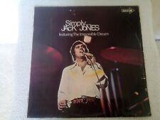 JACK JONES. SIMPLEY.STEREO ViNYL ALBUM.DECCA/CORAL.CPS 84.1L-2L.EXCON.1972.
