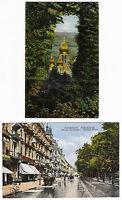 Wiesbaden  -  Lot  14  -  6  alte  AK  ab  1909  -  bitte  ansehen !